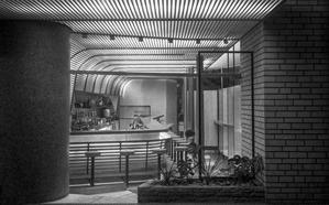 Una exposición evoca la histórica cafetería Lago