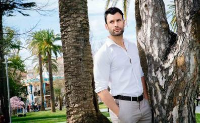 El cántabro Jorge Pérez: guardia civil, modelo y padrazo