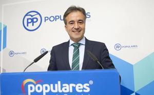 Movellán dice que el PP es «alternativa sensata» y pide no fragmentar el voto del centro-derecha