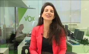Rocío Monasterio: «Yo también votaba al PP y se deja igual que la droga»