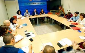 Educación y Junta de Personal comparten la mayor parte de la propuesta de calendario para el próximo curso