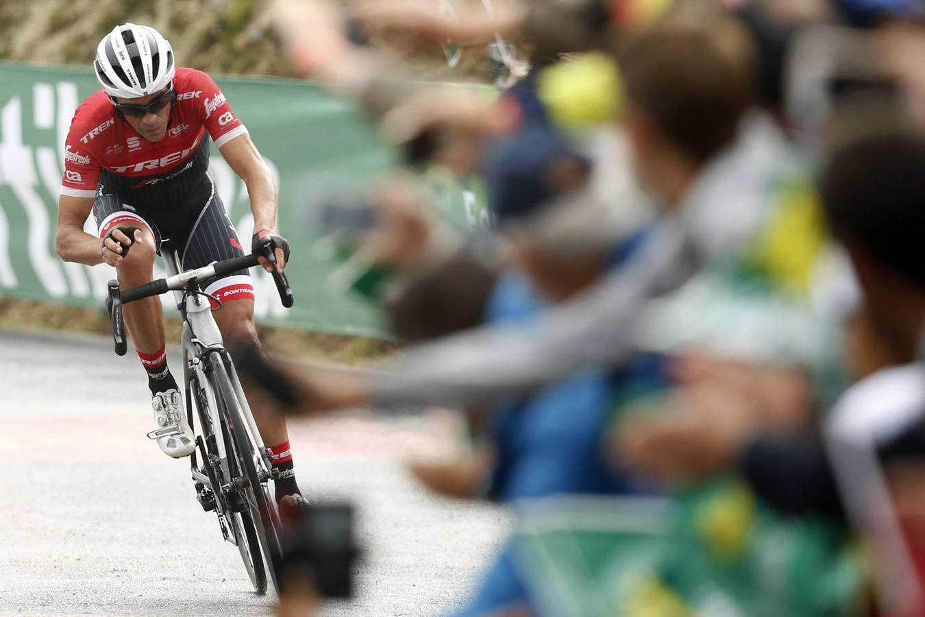 La «dureza» y la «épica» regresarán a la Vuelta con la etapa de Los Machucos