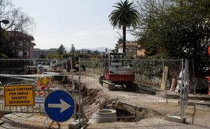La empresa del agua resuelve el problema de drenaje que provocaron las inundaciones