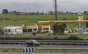 Un fallo en el contrato obliga a repetir el concurso del área de servicio de Gornazo