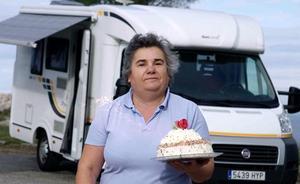 Una vecina de Santander muestra su faceta más dulce en 'Bake Off'