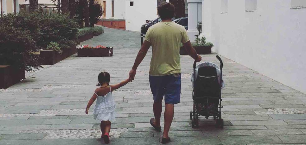 La paternidad se hace visible en Cantabria