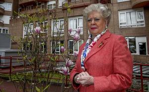 Mercedes Izárraga: «Es un orgullo ser la primera mujer que preside esta institución en 138 años»