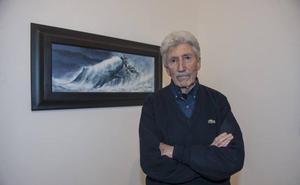 José Ramón Sánchez: «El mar es mi fuente de inspiración, una obsesión que marca mis coordenadas»