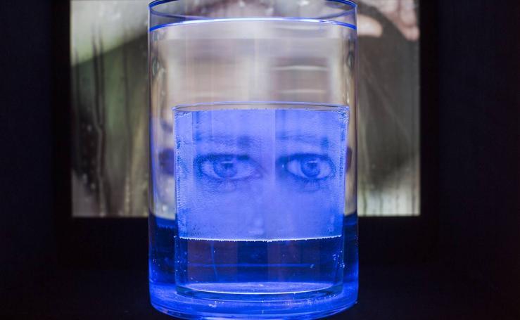 Exposición 'Aqua' en el Casyc