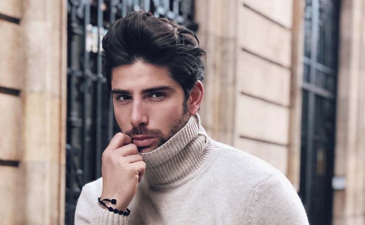 El santanderino Javier Ausín triunfa en Instagram gracias a su pasión por la moda