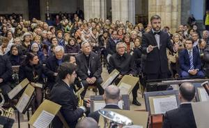 La Banda ofrece el viernes un concierto homenaje al compositor y profesor Basilio Gomarín