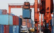 Caída de las exportaciones españolas por el parón en la demanda de la eurozona