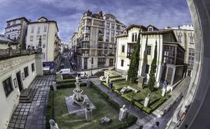 Santander ofrece 400.000 euros por la Casa Museo de Menéndez Pelayo