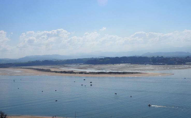 Los páramos de la bahía de Santander
