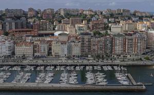 El puerto 'chico' de Santander