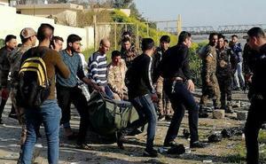 Más de 70 muertos en el hundimiento de un barco de recreo en Irak