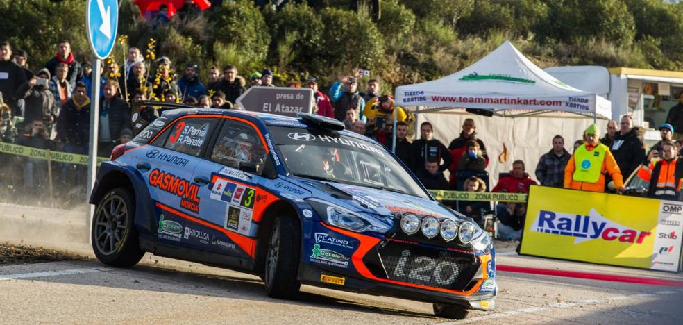 El cántabro Surhayen Pernía es uno de los favoritos en el Rally Sierra Morena de Córdoba