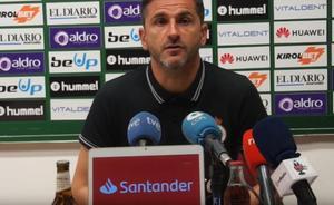 Iván Ania: «No me siento favorecido por los arbitrajes»
