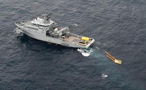 Cantabria mantiene el seguimiento del naufragio del barco mercante en el Golfo de Vizcaya