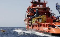 Buscan a un hombre de 30 años que se pudo caer al mar desde un buque en el trayecto Ibiza-Palma