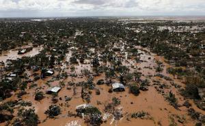Cerca de 500 muertos y más de 200.200 desaparecidos por el ciclón en África