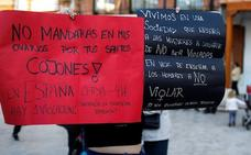 Una joven, agredida por otra 'manada' en Madrid