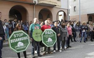 Stop Desahucios alerta de dos desahucios en las próximas semanas en Renedo y El Astillero