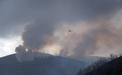 Cantabria está en máxima alerta por riesgo de incendios