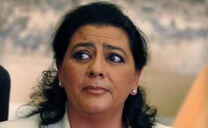 María del Monte tendrá que pagar a Hacienda una multa de 60.000 euros