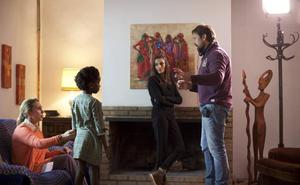 Miguel Ángel Tobías estrena el lunes en Santander el filme 'Me llamo Gennet'