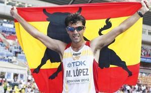 Miguel Ángel López, subcampeón mundial por el dopaje de Ivanov