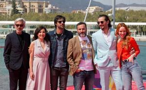 El Festival de Málaga cierra su sección oficial con una historia de maquis con forma de western