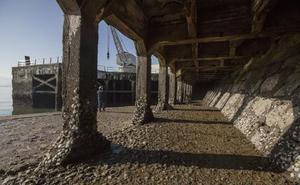 El muelle de Maura será rehabilitado