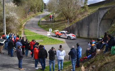 El Rallysprint de Hoznayo abre hoy la temporada