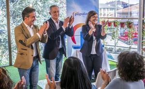 «El PP es capaz de aportar orden y sensatez al guirigay actual»
