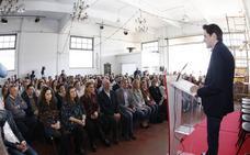 Puesta de largo de los candidatos del PSOE en Cantabria