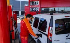 Cantabria es la provincia en la que más ha subido el precio del combustible
