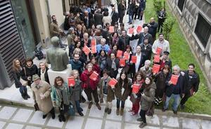 La Fundación Gerardo Diego evoca su activa labor poética para celebrar su vigésimo aniversario