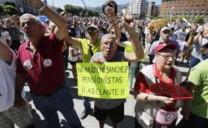 Una cuarta parte de las viudas cuenta con otra pensión, algo que es mayoritario en los hombres