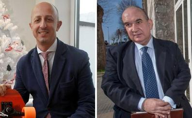 Garrudo decide quedarse en Cantabria y Emilio del Valle será el número uno de Vox al Congreso