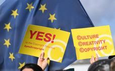 La Eurocámara da luz verde a la directiva del 'copyright'