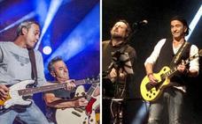 Hombres G y Los Secretos abrirán en Santander el I 'November Live Fest' de música de los 80 y 90
