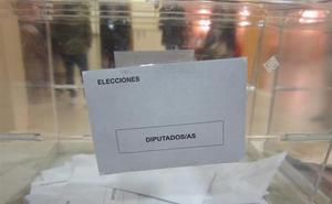 Trece partidos lucharán por los cinco diputados al Congreso que se ponen en juego en Cantabria