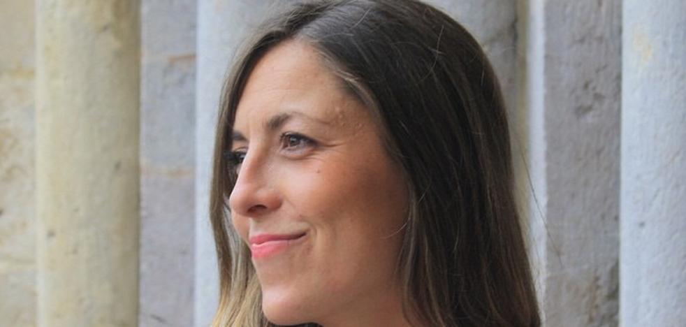 La santanderina África Álvarez, mucho más que una deportista