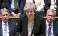 May ofrece su dimisión a cambio del 'brexit'