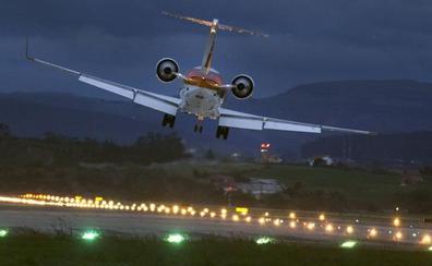 Enaire autoriza el sistema de iluminación de aproximación para el aeropuerto Seve Ballesteros