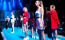 El futuro de la moda cántabra protagoniza el 'fashion show' de Cesine