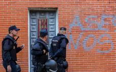 Prisión para 'El Chule' por el homicidio de un vecino en Vallecas