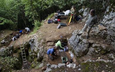 La cueva de la Garma se confirma como el asentamiento humano más antiguo de Cantabria