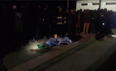 Al menos 30 muertos en Guatemala al ser atropellados por un camión